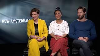 New Amsterdam Cast Talk Series 2 Spoilers