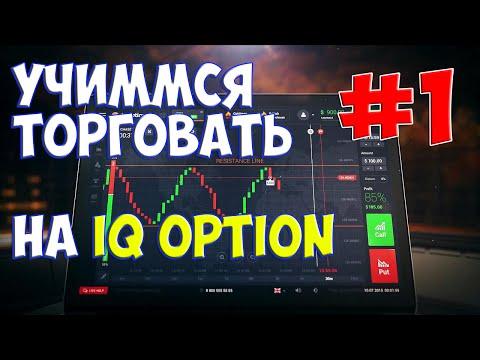 Учимся торговать опционами / Learning to trade options #1