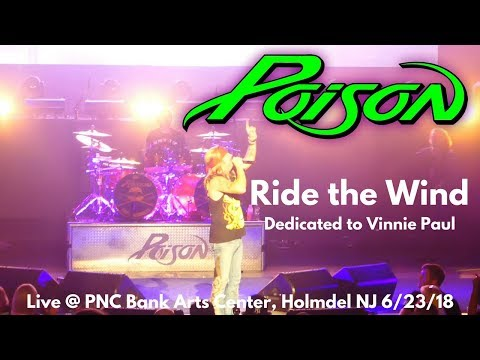 Poison, Volbeat, A7 + More Pay Live Tributes to Vinnie Paul