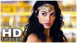 WONDER WOMAN 2: 1984 Trailer Teaser (2020)