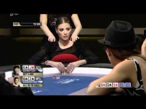 Celebrity hellenic stars of poker video