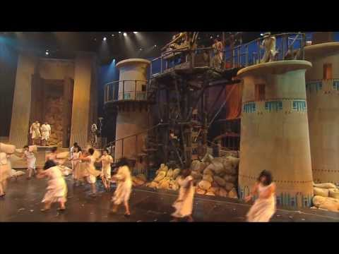 Scene From Joseph At Sight & Sound Theatres