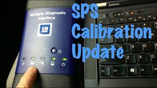 GM SPS Programming: MDI Tool J2534 Mode ECU TIS2Web Calibration Update
