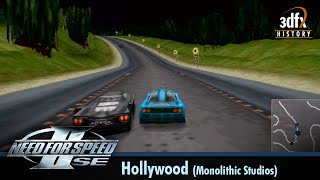 3dfx Voodoo 1 - Need For Speed 2 SE - Hollywood - Monolithic Studios [Gameplay]