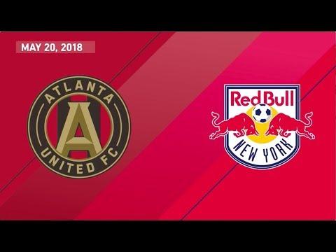 HIGHLIGHTS: Atlanta United 1-3 New York Red Bulls