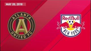 Video Gol Pertandingan Atlanta United vs New York Red Bulls