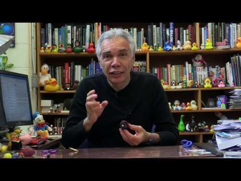 Dr. Joe Schwarcz: Fidgeting is all the rage