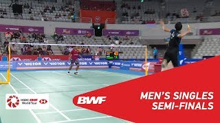 Download Video SF | MS | Jonatan CHRISTIE (INA) vs Tommy SUGIARTO (INA) [8] | BWF 2018 MP3 3GP MP4