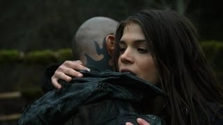 The 100 - Lincoln And Octavia Reunion 1x09