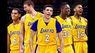 10 Things The Lakers MUST Do This Offseason 2017
