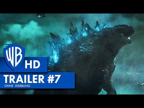 GODZILLA II: KING OF THE MONSTERS – Final Trailer #7 Deutsch HD German (2019)