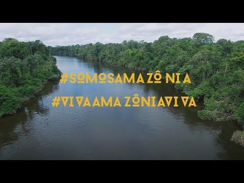 """WWF promove campanha """"Somos Amazônia"""""""