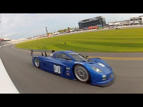 GoPro HD: Rolex 24 At Daytona with Oliver Gavin