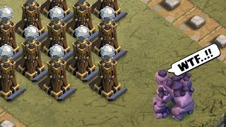 Clash of Clans Funny Moments Montage | COC Glitches, Fails, Wins, and Troll Compilation #48