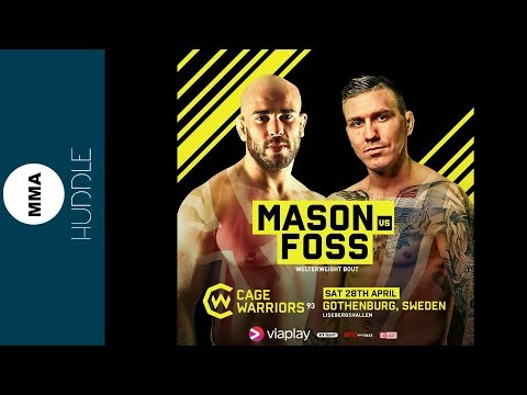 Jack Mason talks Cage Warriors return, promoting and much mo