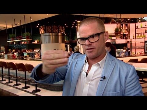 Chef reveals the three finger rule of cooking