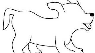 drawing simple dogs dog easy head lion draw drawings step clipartmag getdrawings clipart cheetah globe artists