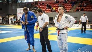 World Abu Dhabi Trials 2016 Montreal Renan Borges New England VS Kenneth Brown Lloyd Irvin
