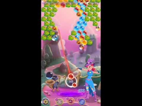 Bubble Witch Saga 3 Level 304 - NO BOOSTERS 🐈