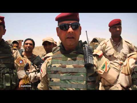 Iraq's army launches offensive to retake Anbar