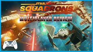 Star Wars Squadrons Multiplayer Review (Video Game Video Review)