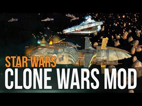 Star Wars: Empire At War - Clone Wars Mod - DROID Armies! Ep 3