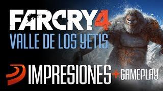 5 razones para visitar el Valle de los Yetis en Far Cry 4