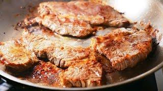 저렴한 호주산 소고기로 한우 뺨치는 스테이크 만들기
