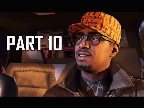 Watch Dogs 2 Walkthrough Part 10 - FBI (PS4 Pro Let's Play Commentary)