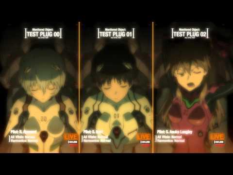 Entry Plug Sound Evangelion 1 Hour - エントリープラグ音 Evangelion