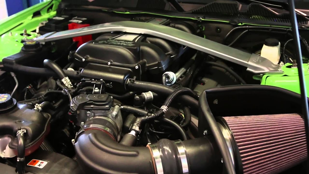 Brenspeed edelbrock e force supercharger packages mustang f150 interview drag testing