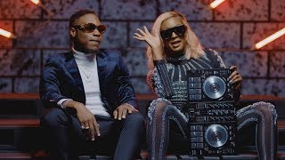 Cuppy Ft  L.A.X - Currency ( Official Music Video )