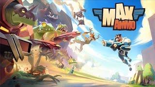 Max Ammo (iPad) - LIZARD GECKO HYBRID THINGS!!! | KID GAMING