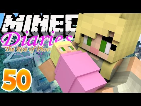 Molly s secret minecraft diaries s1 ep 50 roleplay survival