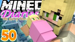 Molly's Secret  | Minecraft Diaries [S1: Ep.50 Roleplay Survival Adventure!]