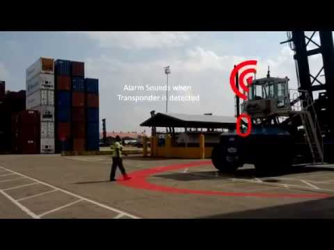 ZoneSafe - Port & Terminal Pedestrian Safety