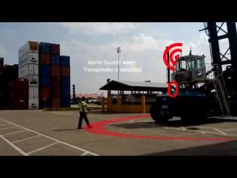 ZoneSafe - Port & Terminal Pedestrian Safety