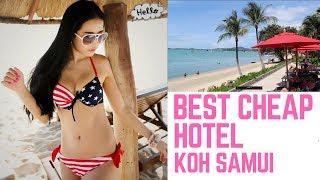 BEST CHEAP HOTEL KOH SAMUI - JIM ANDREWS IN THAILAND