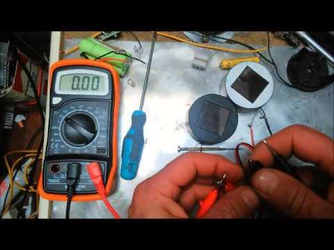 Como hacer un cargador electrico barato energia gratis casera paneles solar energia gratis