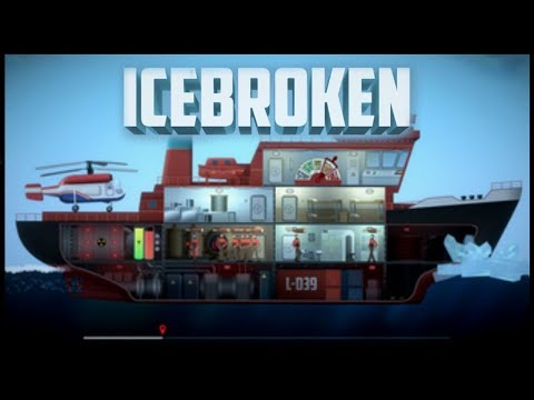 IceBroken - (Crew / Energy Management Game)