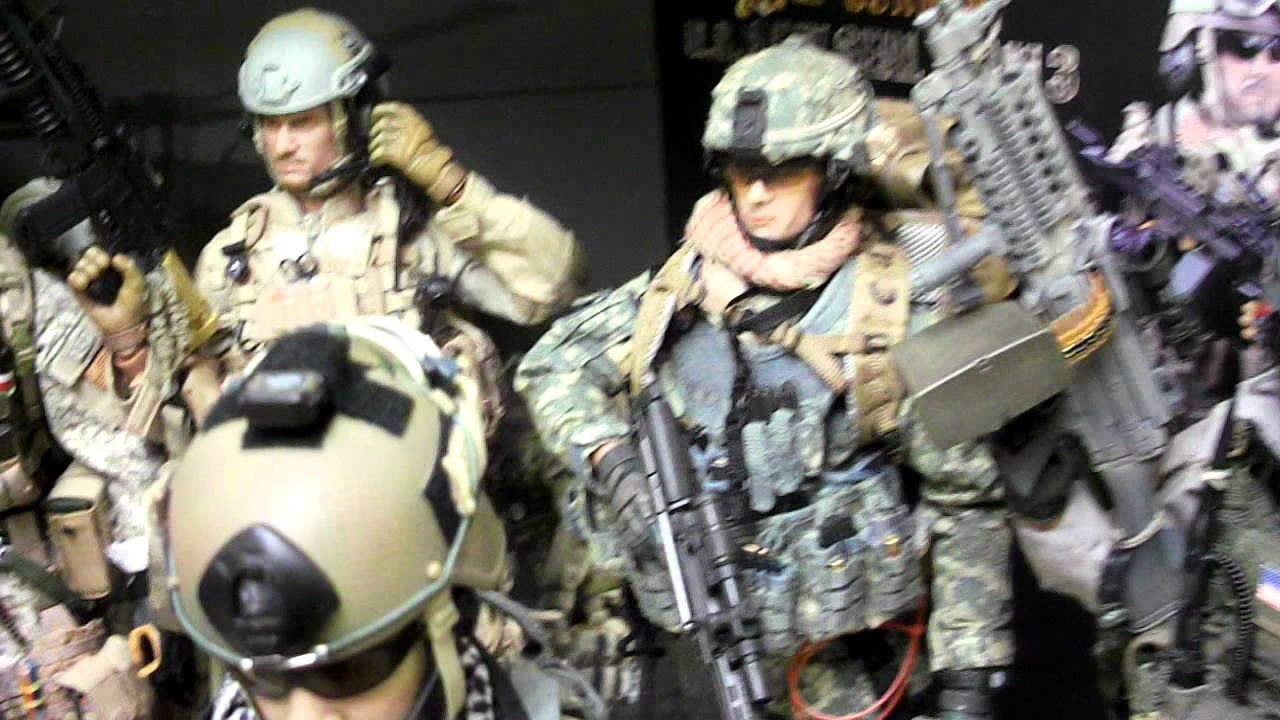 Best Military Toys : Best military figures from my collection part youtube