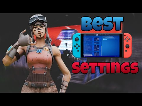 Best Nintendo Switch Settings For Chapter 2 !