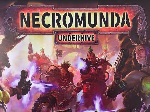 Necromunda - Cawdor |