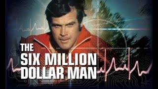 The Six Million Dollar Man Theme