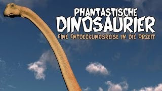 Phantastische Dinosaurier (2011) [Dokumentation] | Film (deutsch)