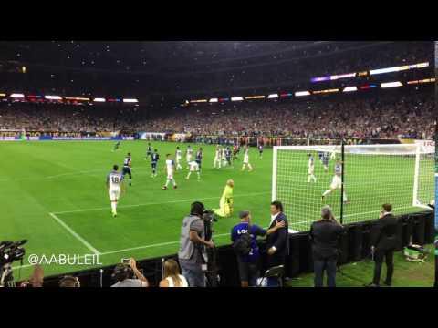 Lionel Messi Scores Free Kick, [Argentina vs USA] Copa America Semifinal [HD]