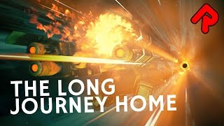 Let's play The Long Journey Home gameplay: Space Roguelike with Diplomacy & Arcade Action!