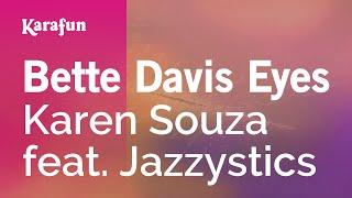 Karaoke Bette Davis Eyes - Karen Souza *