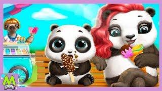 Малыш Панда Лу Новые Приключения Маленького Проказника/Panda Lu Baby Bear World.Мультик Игра