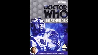 Doctor Who Review - Earthshock